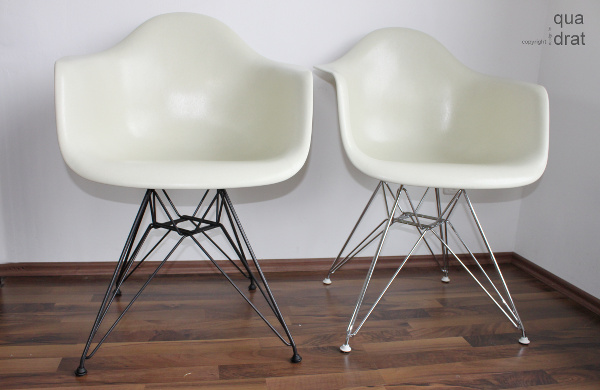 DSW Fiberglas Chairs