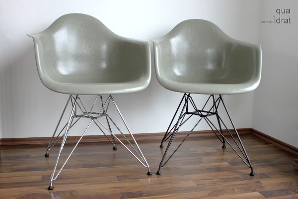 DAR Fiberglas Chairs