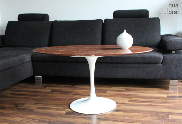 Knoll International Tulip Table