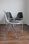 DSs Eames side chairs